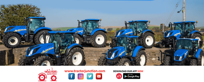 New Holland Tractor – Renowned Models with Price and Features