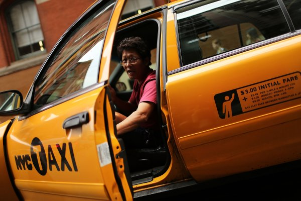 Airport Taxis: Providing New Capacities to Transport From the Airport