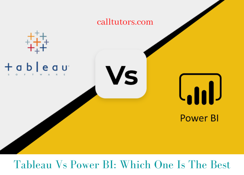 Tableau Vs Power BI: Which One Is The Best Business Intelligence Tool