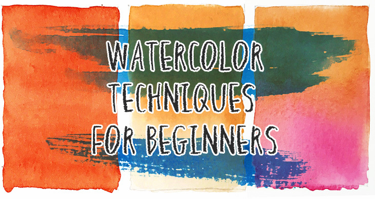 Essential Water Color Techniques for Artist