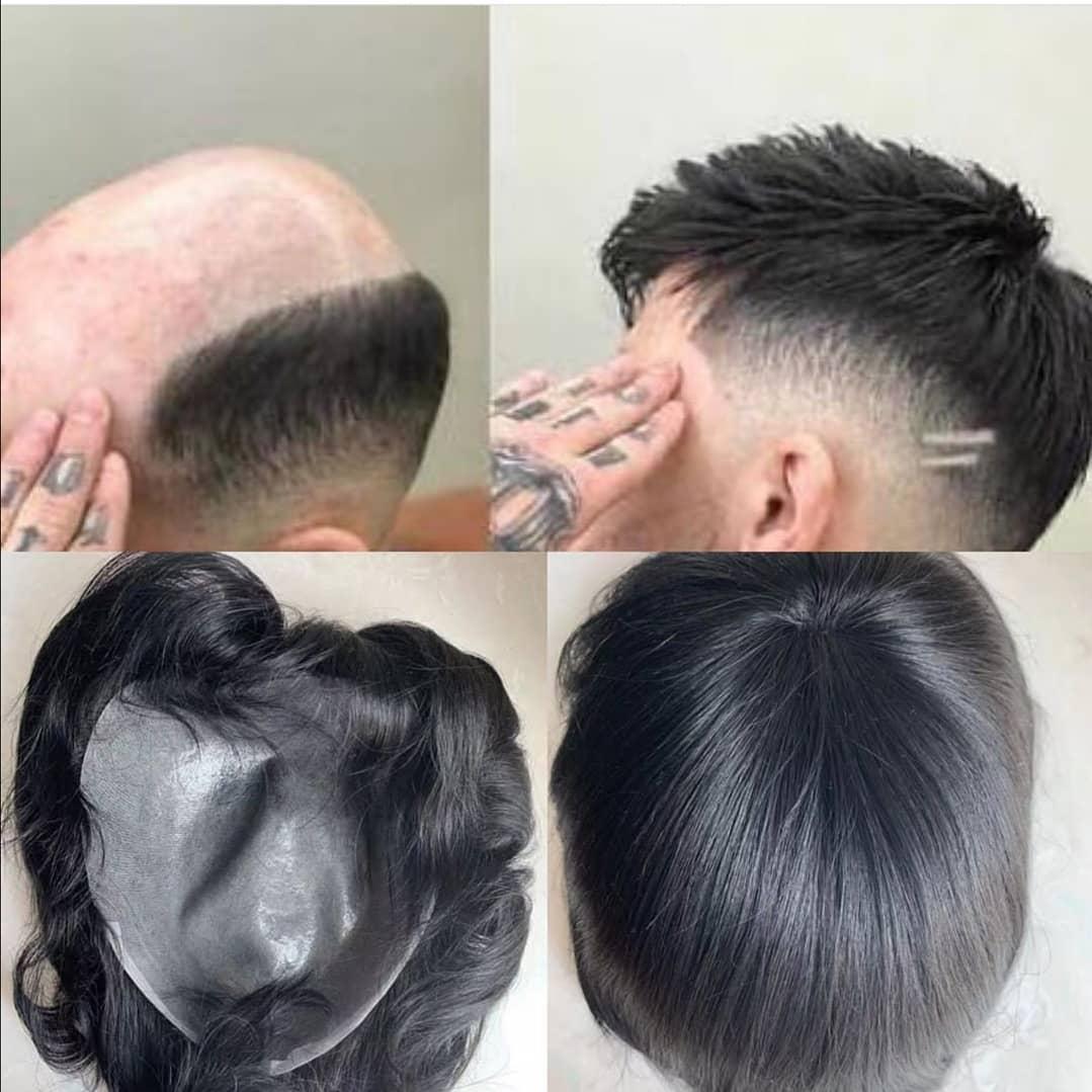 mens hair systems