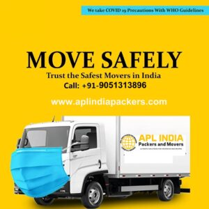 APL INDIA PACKERS AND MOVERS BANGALORE
