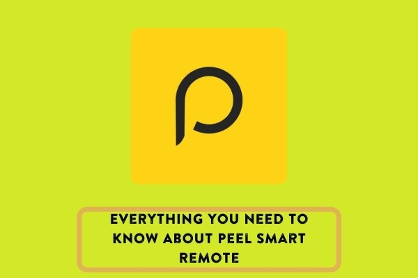 Everything you Need to Know About Peel Smart Remote