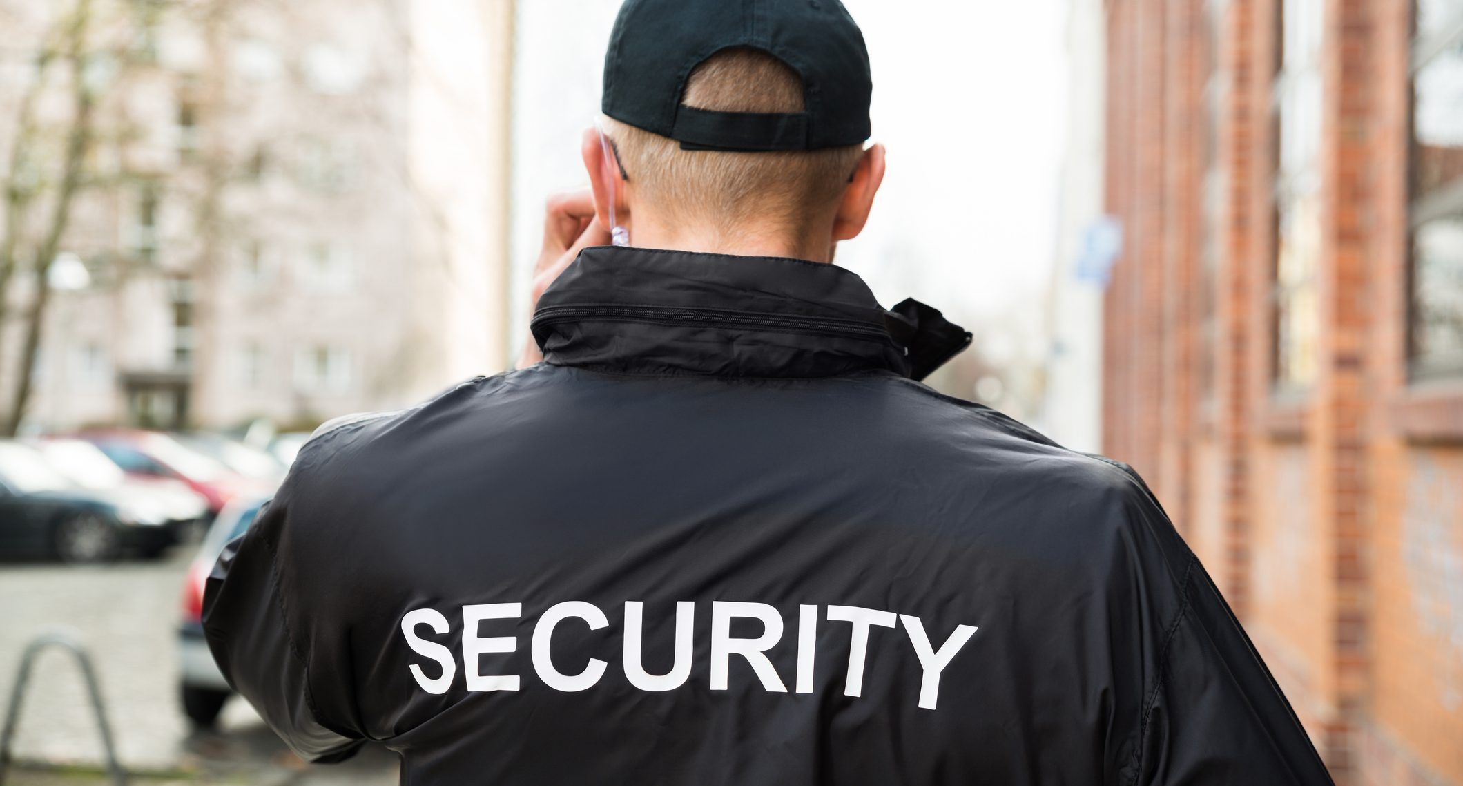 private security guard cost