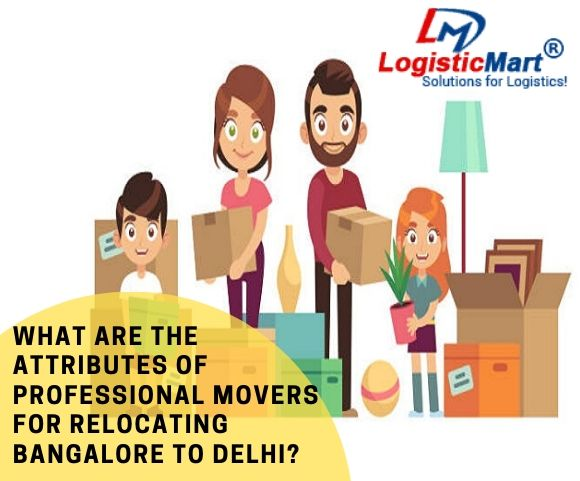 Packers and Movers in Bangalore - LogisticMart