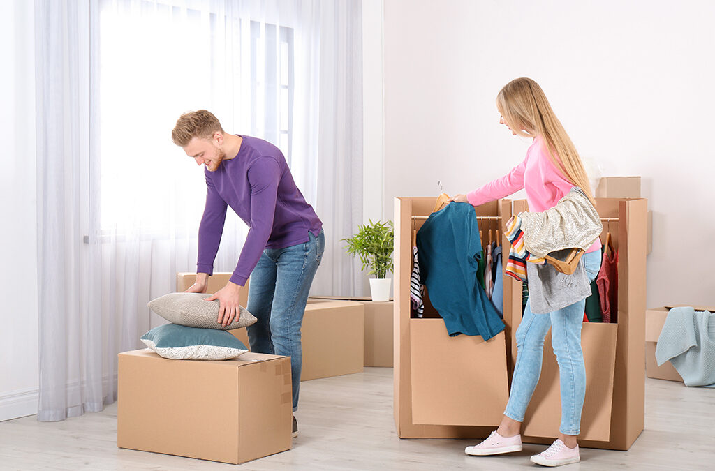 How To Pack And Move Safely During Covid – 19