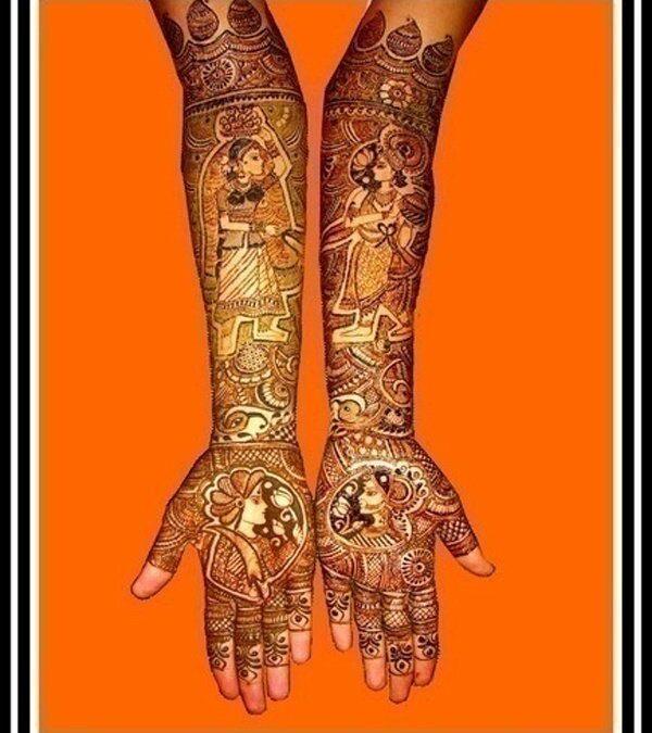 India's Best Mehndi Artists