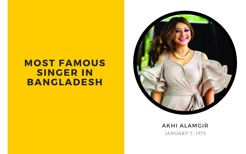 10 Most Popular Women Singer In Bangladesh