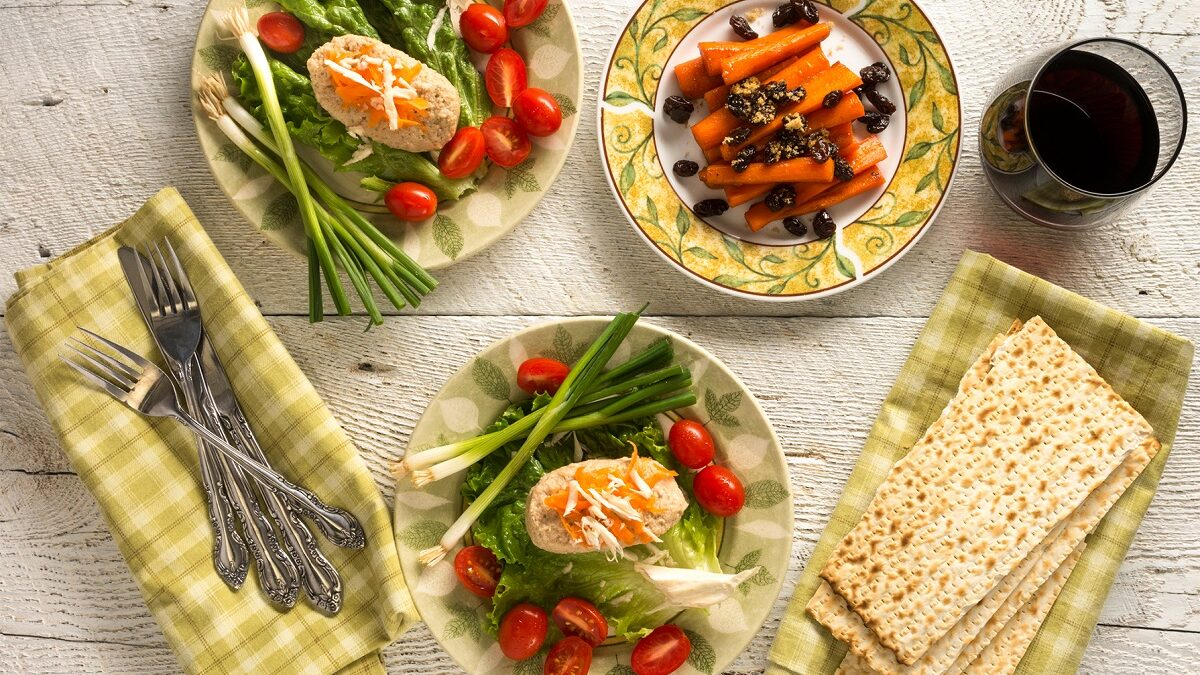 5 New Passover Recipes You Must Try This Year