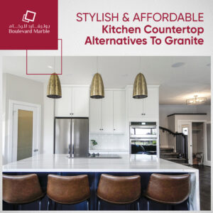 Stylish and Affordable kitchen countertop Alternatives to Granite