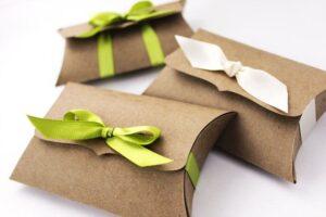 Pillow Box Packaging, Pillow Box