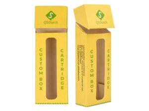 Custom Vape Cartridge Boxes