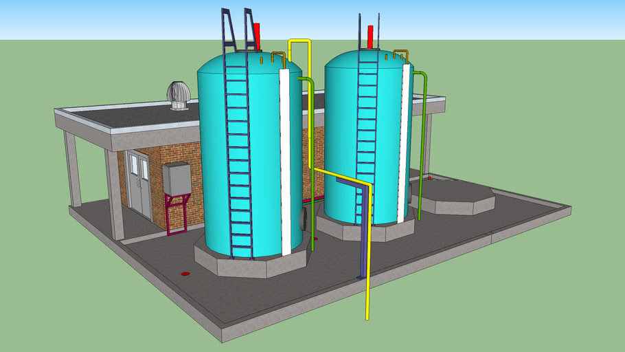 Chemical Storage Tanks – How to Pick a Safe, Durable, Right for Your Needs