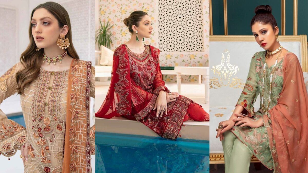 How to pick the best Pakistani dress online