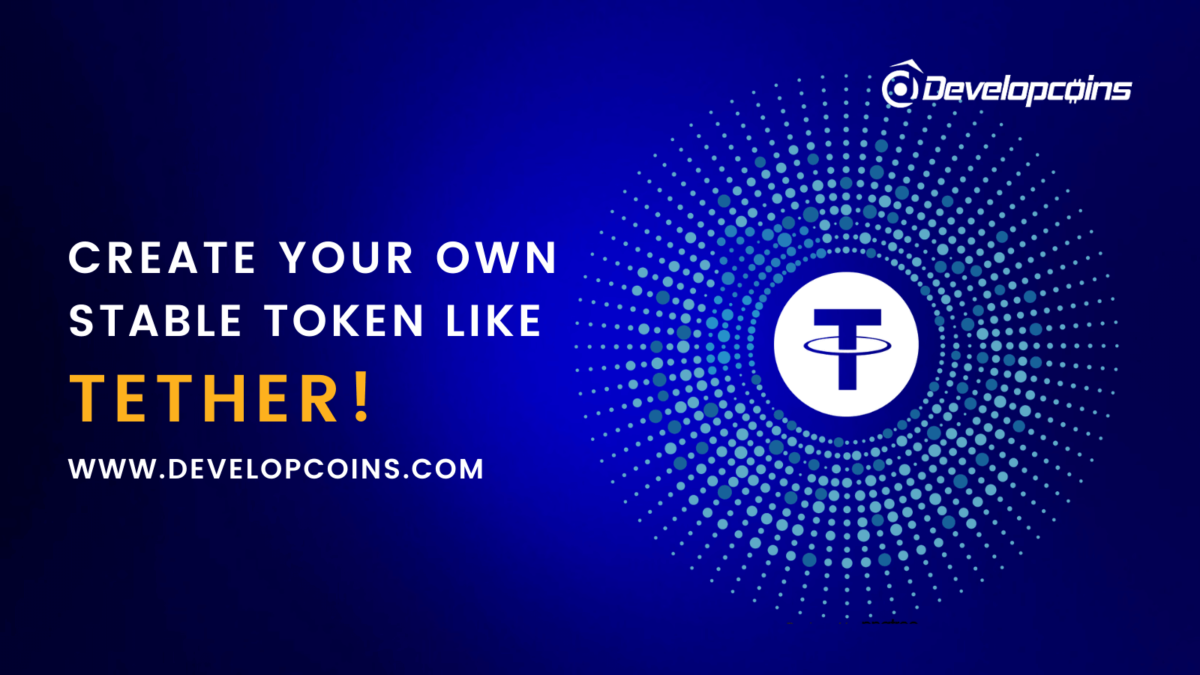 Create A Stablecoin like Tether