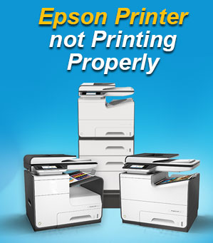 Epson Printer Not Printing Properly