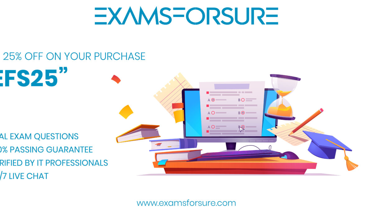 "Achieve 100% Success | 25% OFF | SAP-C01 Dumps | Coupon code ""EFS25"""
