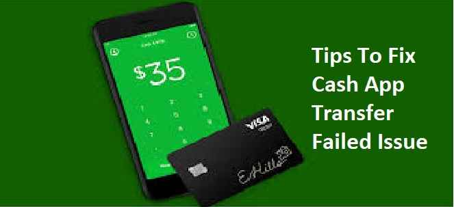 There are many reason behind Cash App Transfer Failed