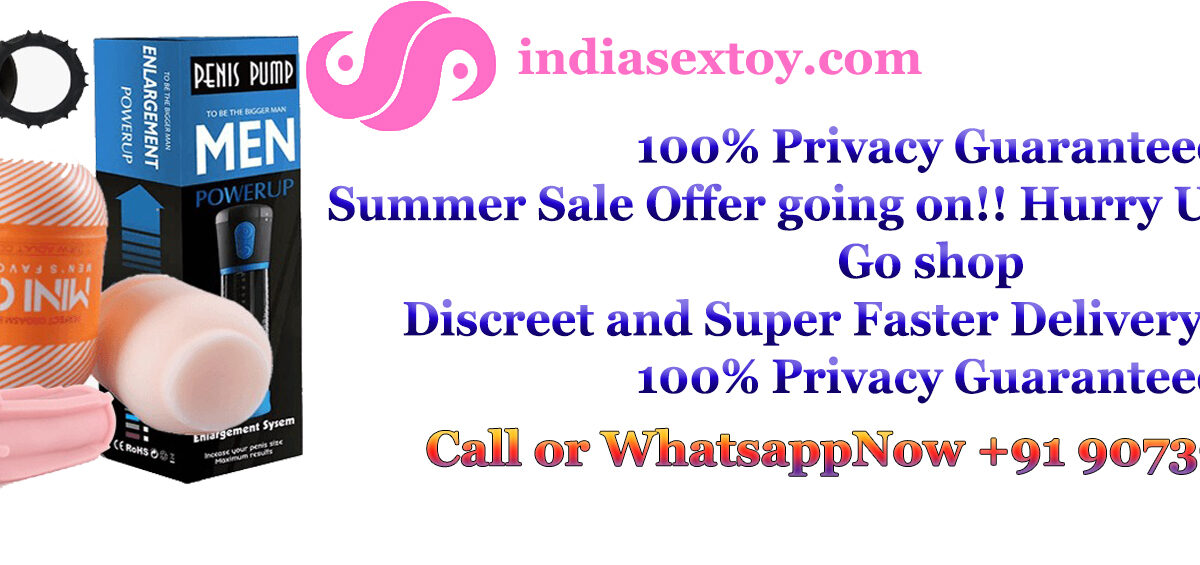 Online Adult toy in India