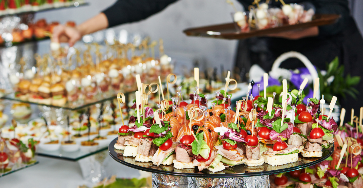 Best  a moveable feast catering services in Australia