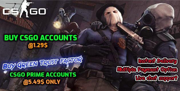 What Are CSGO Accounts And How It Benefits The Player's