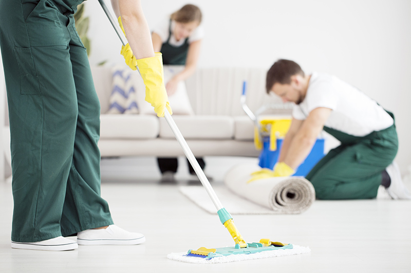Difference Between End of Tenancy Cleaning and Domestic Cleaning