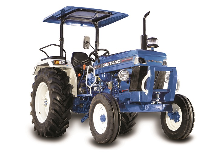 Digitrac Tractor- Price And Popular Models