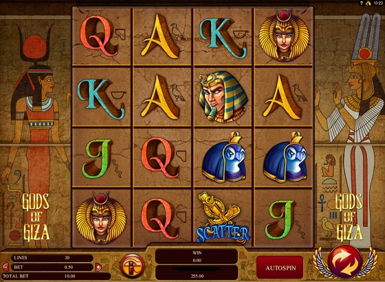 Egyptian Themed Slot Games to Play