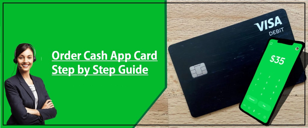 How to order a Cash App card?