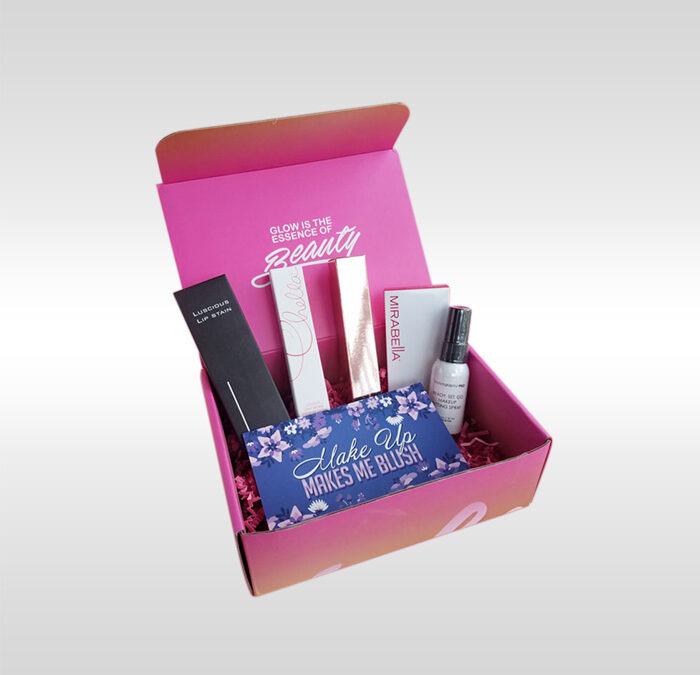 Custom Makeup Boxes for Your Business with Logo Printed