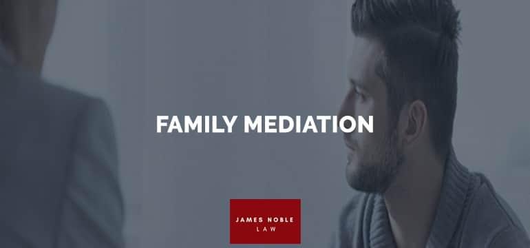 Family Mediation : Family Court Mediation Process