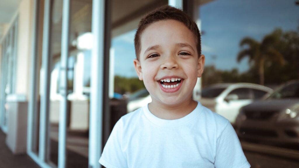 Teach Children Good Oral Hygiene