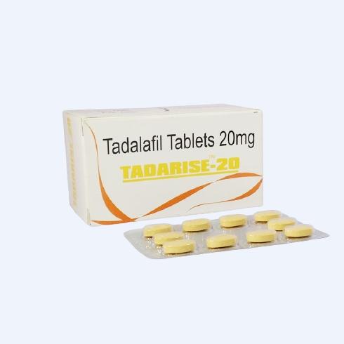 Tadarise 20 tablet Free Erectile Dysfunction Treatment Option