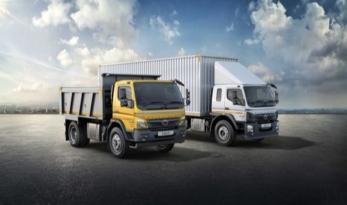 BharatBenz- Offering premium features of commercial vehicles.