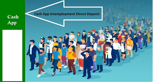 Why did the Cash App unemployment direct deposit fail?