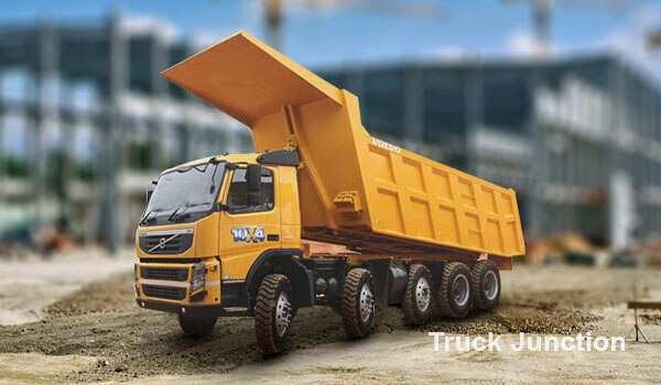 Volvo Truck Price in India – Specification And Overview