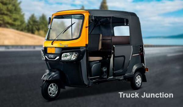 TVs Auto Rickshaw Price In Indian Market Of Trucks