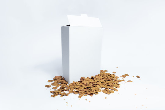 Cereal boxes taking graceful appearance get the attention of the customers