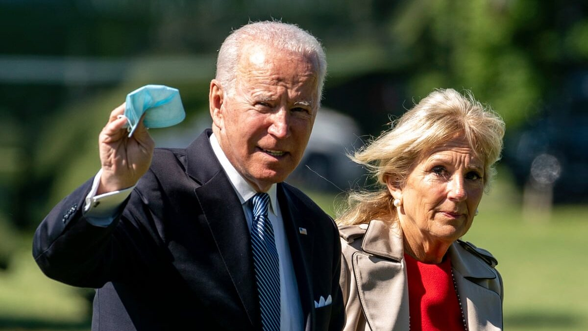 Joe Biden affirm special relationship at G7 meeting with Johnson