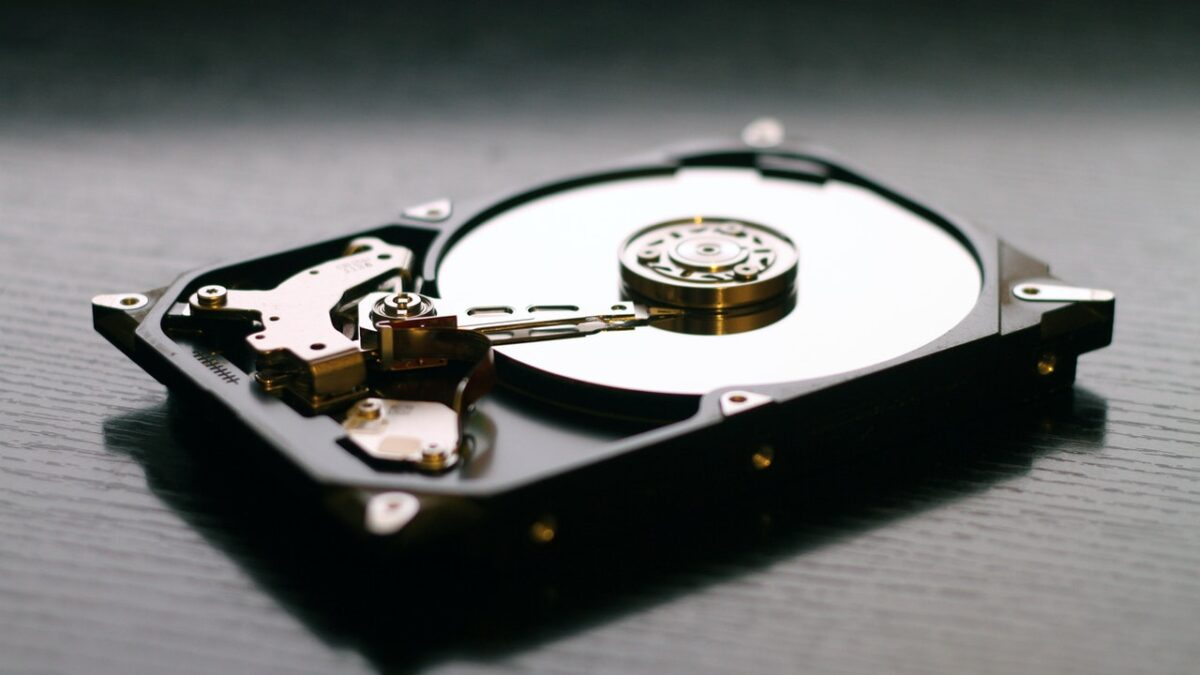 The importance of the hard disk in a computer