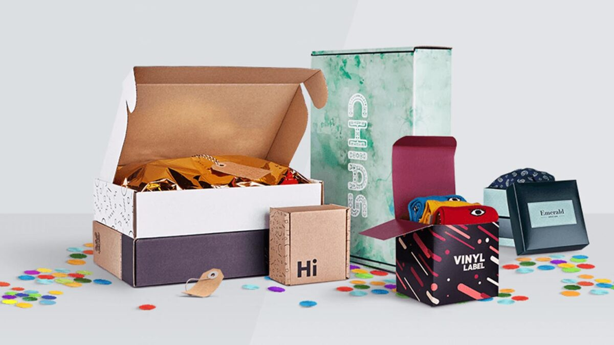 Tips of Custom Packaging Boxes for Boosting Your Product Sales