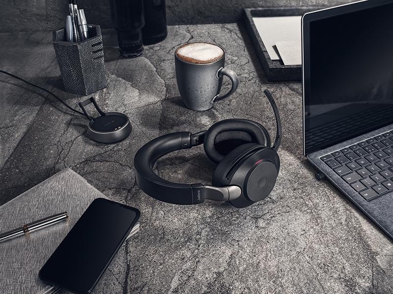 Jabra Evolve 2 headset