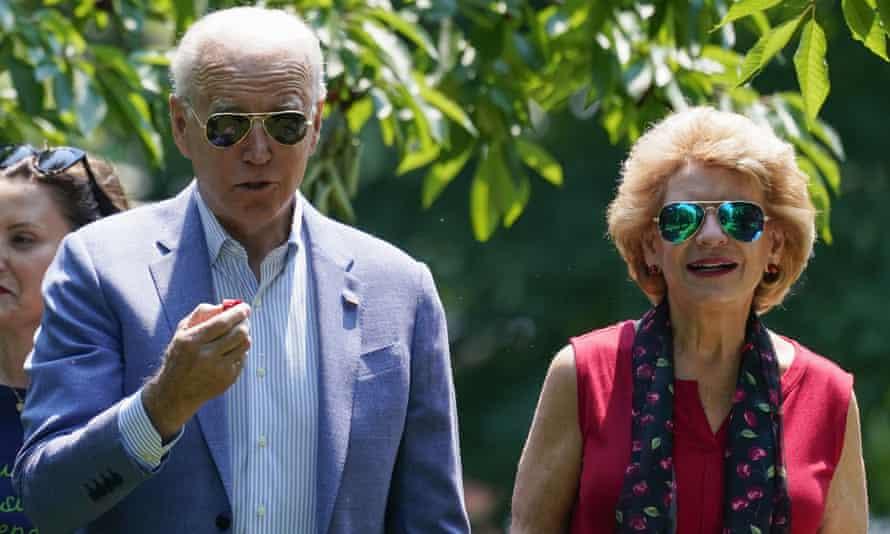 Joe Biden cherry-picks audience to promote bipartisan infrastructure deal