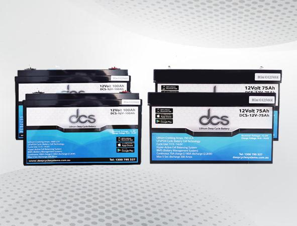 12V Solar Battery Charger Kit System