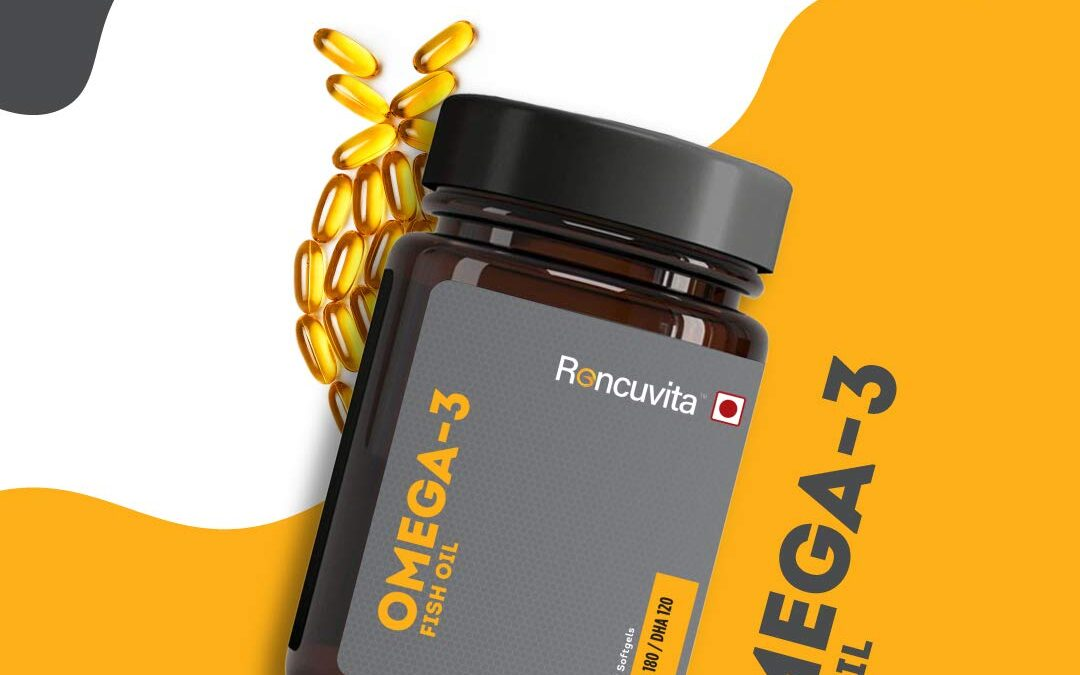 Roncuvita Omega 3 Fish Oil and Its Benefits