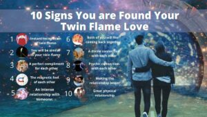 Signs You are Found Your Twin Flame Love