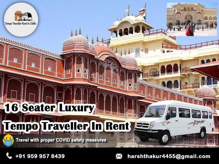 Are Luxury Tempo Traveller Hire in Delhi Worth the Money?