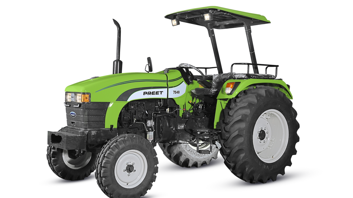 Preet Tractors – Price And Features In India